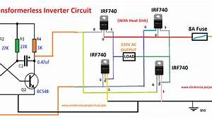 Simple Inverter Wiring Diagram