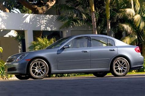 Acura Infiniti G35 by 2003 2006 Infiniti G35 Vs 2004 2008 Acura Tl Which Is