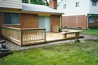 low deck designs Low Deck Designs in Decks for Mobile Homes