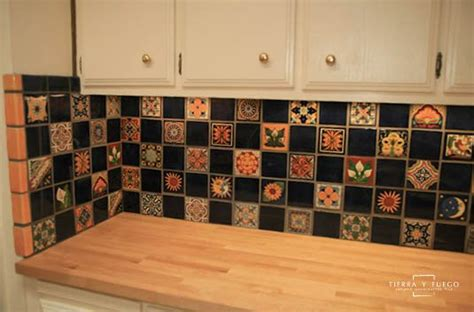 mexican tiles for kitchen backsplash italian moorish and mexican tile inspiration 9158