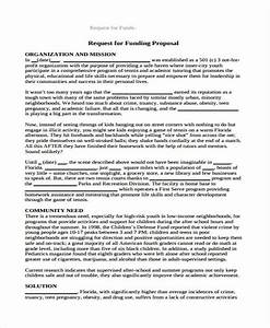 top result 60 fresh proposal template for funding request With proposal template for funding request