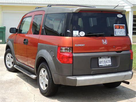 2003 Honda Element Pictures Cargurus