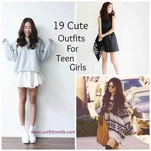 Winter Outfit Ideas For Teenage Girls | siudy.net