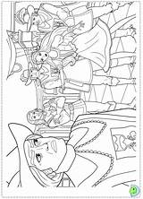 Coloring Three Musketeers Barbie Print Dinokids Pages Close sketch template