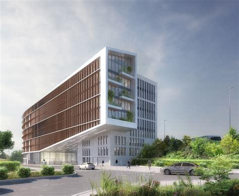 immeuble de bureaux construction d un immeuble de bureaux à fontenay sous bois
