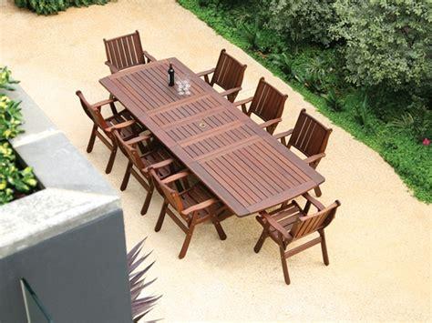 ipe wood outdoor patio furniture