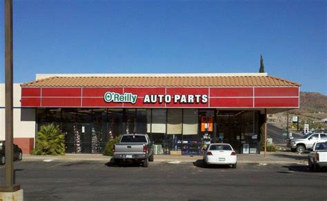 O'reilly Auto Parts In Globe, Az