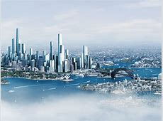 What does 2050 hold for Sydney's skyline? DesignCurial