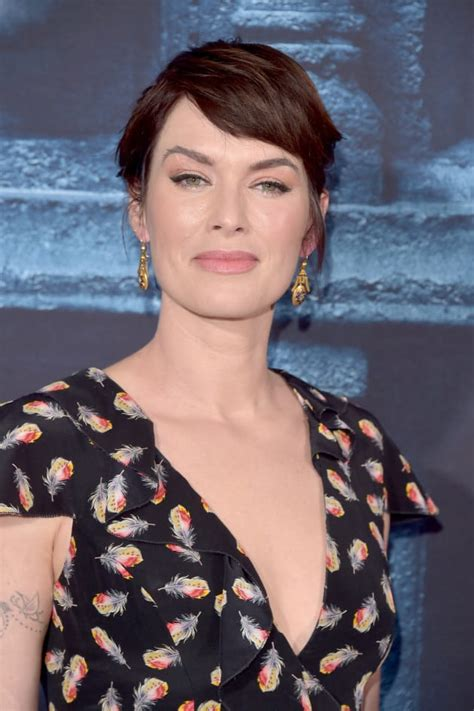 lena headey shares scary harvey weinstein encounter