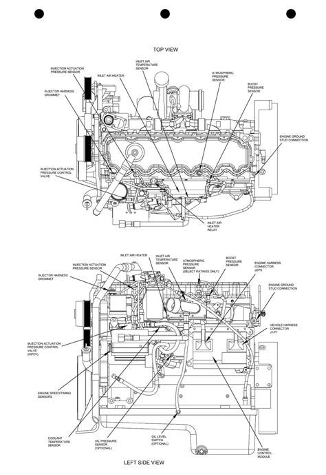 Cat Engine Diagram Starter Wiring Library
