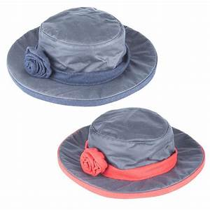 Rydale Ladies Waxed Cotton Rose Hat – Yorkshire Trading ...