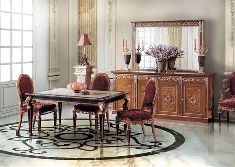 sale da pranzo classiche tavolo rettangolare per sale da pranzo classiche idfdesign