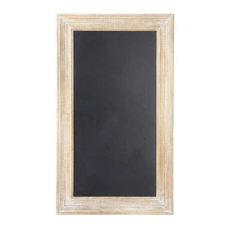 ardoise de cuisine tableau ardoise noir 81 x 141 cm anjou maisons du monde