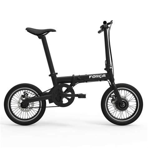 klappfahrrad e bike forca e bike folibike 16 quot faltfahrrad ebike klappfahrrad klapprad elektrofahrrad ebay