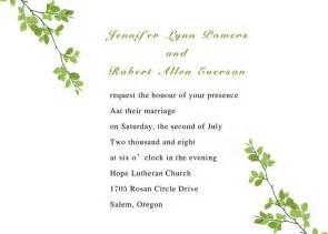 printable wedding invitations modern green wind bell printable wedding invitations ewi069 as low as 0 94