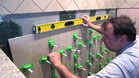 complete tile shower install part 6 installing the mosaic complete tile shower install part 6 using mlt leveling