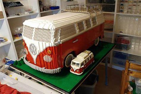 vw bulli lego lego volkswagen t1 quot bulli quot cingbus 10220 in