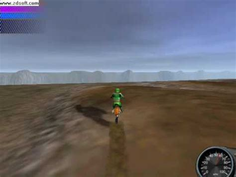 games like motocross madness motocross madness the cliff youtube
