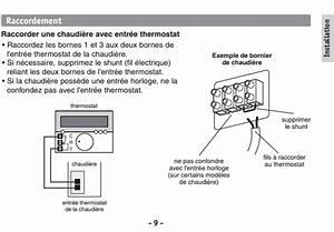 Thermostat Ambiance Chaudiere Gaz : thermostat d 39 ambiance sur chaudi re de dietrich gaz dtg s ~ Dailycaller-alerts.com Idées de Décoration