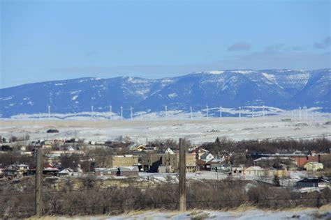 Harlowton, Montana