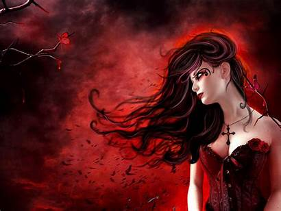 Gothic Dark Vain Whispering Fantasy Backgrounds Gotica