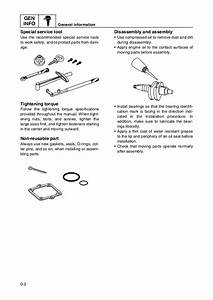 Yamaha 25 Hp Outboard Repair Manual