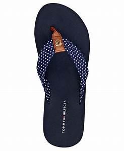 Tommy Hilfiger Candis Flip Flops Reviews Sandals
