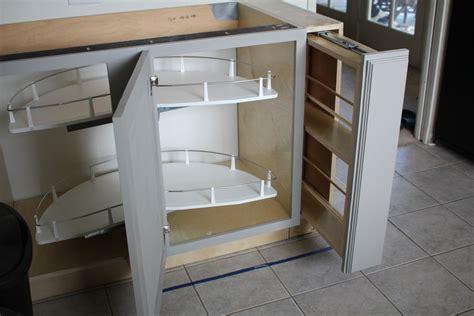 kitchen cabinets corner blind corner cabinet by socalwoodgal lumberjocks 2943