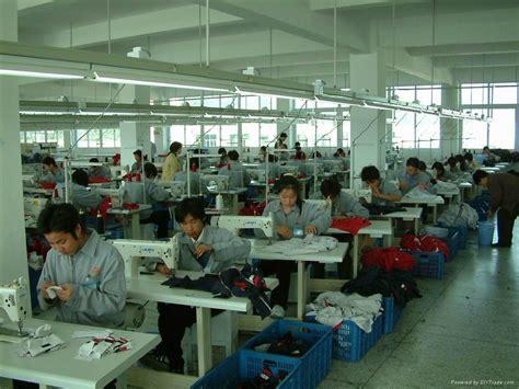 Zhongshan Sunmay Apparel Factory (china Manufacturer