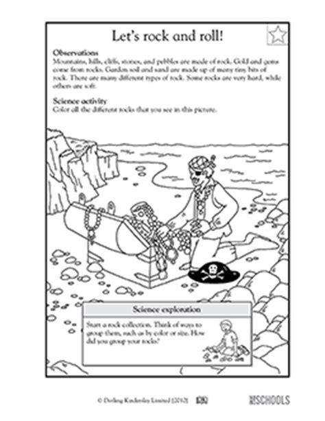 rock worksheets for 2nd grade 1st grade 2nd grade kindergarten science worksheets let