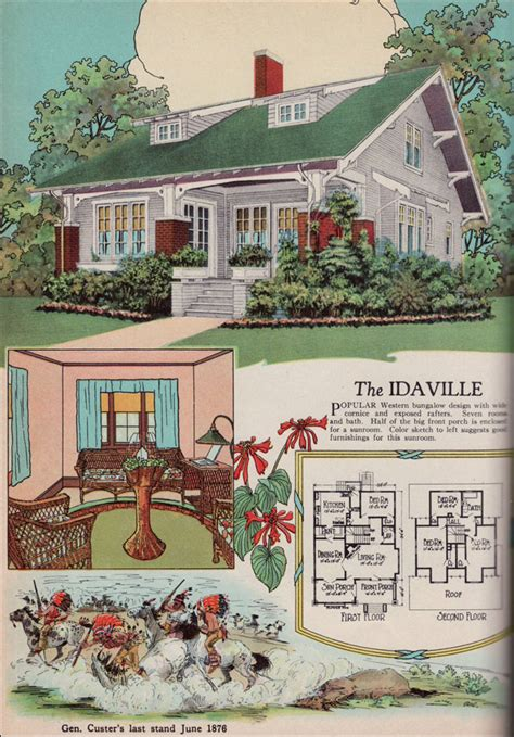 home plans magazine 1920s residential architecture 1925