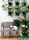 10 Refreshing Vertical Garden Ideas | Wave Avenue indoor hanging garden ideas