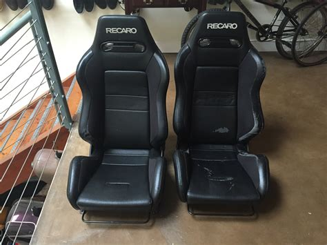 siege porsche vwvortex com fs 2 recaro speed seats with porsche 996