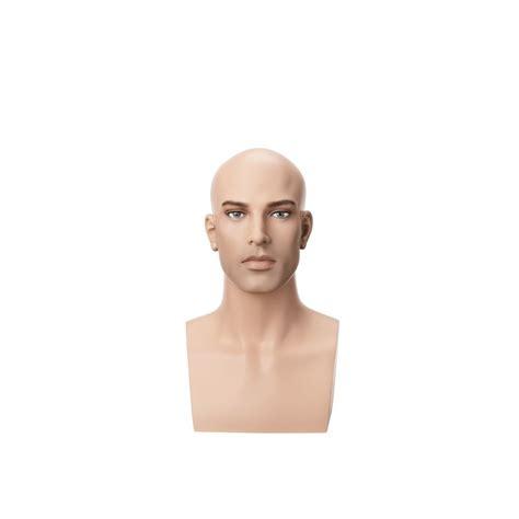 tete de mannequin tete mannequin homme pour casque maquillage