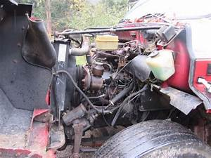 1988 Chevy C70 C60 Flatbed Dump Truck With New 366