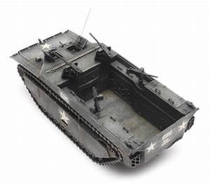 Landing Vehicle Tracked Lvt 4  1944 Italy