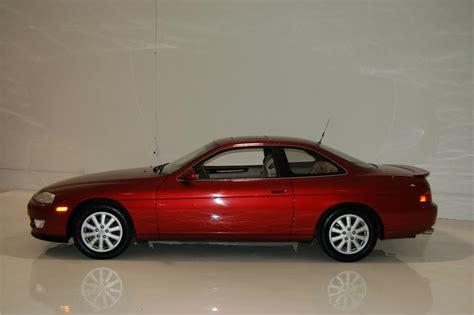 lexus sc  door coupe