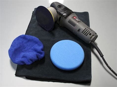 How To Remove Wax From Microfiber by How To Use A Microfiber Bonnet To Remove Dried Wax By