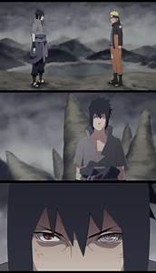 Naruto Vs Sasuke by Poch0010 on DeviantArt