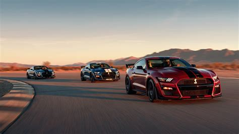 2020 ford mustang shelby gt500 wallpapers hd images