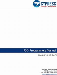 Fx3 Manual Programmers