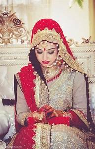 Latest Pakistani & Indian Wedding Dresses 2016 17 Collection