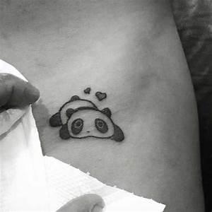 20 Fotos Panda + significados de los tatuajes Tatuaje Club
