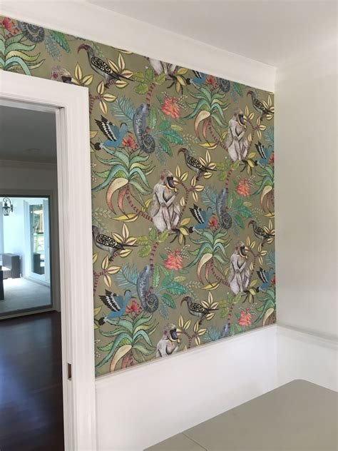 cole sons savuti wallpaper house renovation
