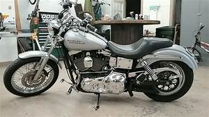 Dyna Low Rider : 2002 harley davidson fxdl dyna low rider silver kokomo indiana 758199 cyclecrunch ~ Medecine-chirurgie-esthetiques.com Avis de Voitures