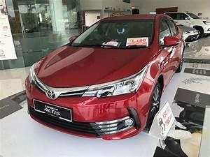 Toyota Corolla Altis 2017 G 1.8 in Penang Automatic Sedan ...