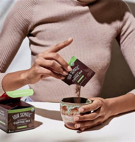 See more of happy coffee australia on facebook. Four Sigmatic Cordyceps Mushroom Coffee x10 sachets - OptimOZ.com.au
