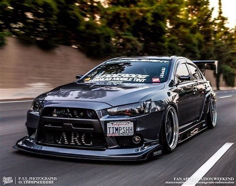 Mitsubishi Evo Custom by 172 Best Cars Images On Import Cars Pimped