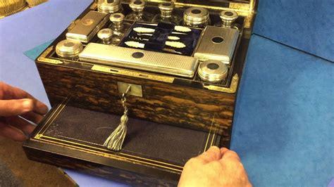 Antique Coromandel Vanity Box For Sale Online