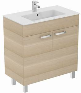 salle de bain meubles ideal standard stockes meuble With meuble ulysse ideal standard